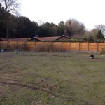 Fencing Before & After
